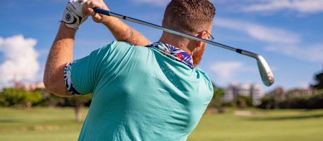 Sådan forbedrer du dit golfsving